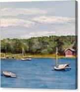 Safe Harbor Canvas Print