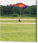 Safe Landing Canvas Print
