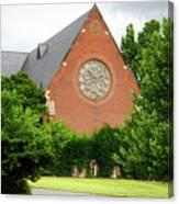 Sage Chapel Cornell University Ithaca New York 02 Canvas Print