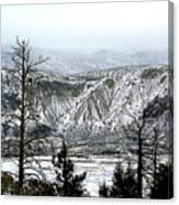 Sage Hills Canvas Print