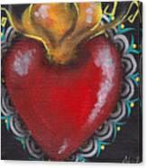 Sagrado Corazon 1 Canvas Print
