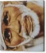 Sai Baba Canvas Print