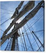 Sail Bristol Canvas Print
