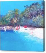 Sailing Day Canvas Print