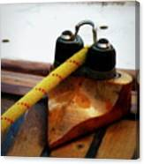 Sailing Dories 3 Canvas Print