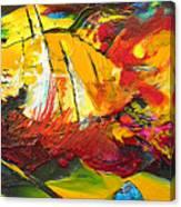 Sailing Impression 01 Canvas Print