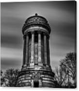 Sailors And Soldiers Monument Canvas Print