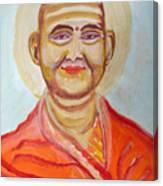 Saint 8 Canvas Print