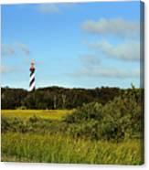 Saint Augustine Lighthouse Canvas Print