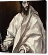 Saint Bartholomew Canvas Print