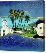 Saint Damien And Molokai #257 Canvas Print