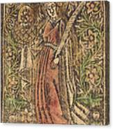 Saint Dorothy Canvas Print