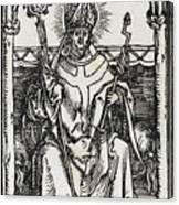 Saint Erasmus Canvas Print