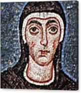 Saint Felicity (d. 203) Canvas Print