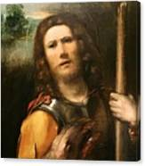 Saint George 1513 Canvas Print