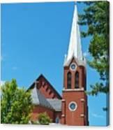 Saint George Church Canvas Print