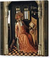 Saint Jerome (340-420) Canvas Print