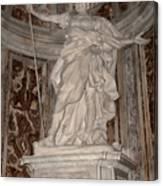Saint Longinus Canvas Print