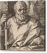 Saint Matthias Canvas Print