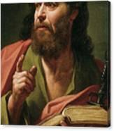 Saint Paul  Canvas Print