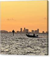 Saint Petersburg Florida Canvas Print