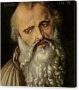 Saint Philip The Apostle Canvas Print
