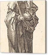 Saint Simon Canvas Print