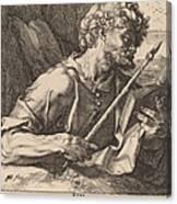 Saint Thomas Canvas Print