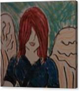 Saintfuli Canvas Print