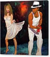Salsa 2 Canvas Print