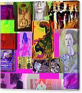 Salatah Canvas Print