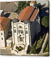 Salesian Church  3737 Canvas Print