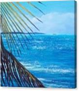 Salinas Seascape Canvas Print