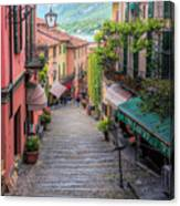 Salita Serbelloni Bellagio Italy Canvas Print