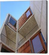 Salk Architecture Canvas Print