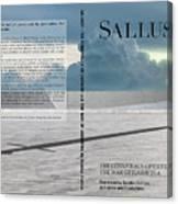Sallust Cover Canvas Print