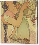 Salome, 1897 Canvas Print