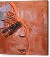 Salon - Tile Canvas Print
