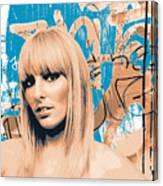 Charline Canvas Print