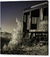 Salt Lake City Trolley 02 Canvas Print
