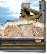 Salt Mine Canvas Print