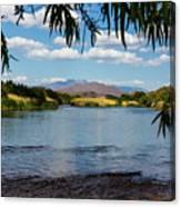 Salt River Arizona Canvas Print