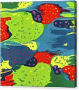 Salvador Suess Canvas Print
