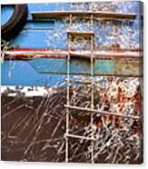 Salvage  Canvas Print
