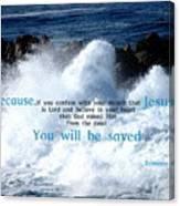 Salvation1 Canvas Print