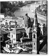 Salzburg Austria 1 Canvas Print