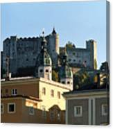 Salzburg Austria 3 Canvas Print