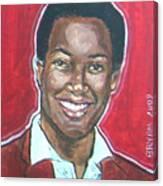Sam Cooke Canvas Print