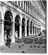San Marco Perspective Canvas Print