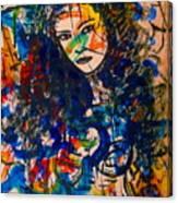 Samanthaa Canvas Print